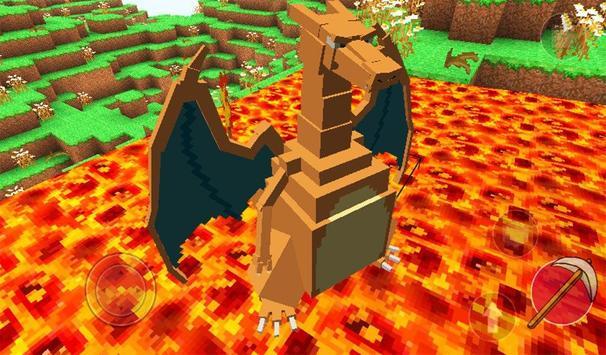 Pixelmon craft story: mode PE apk screenshot