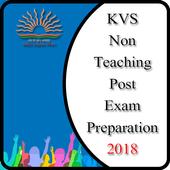 KVS Non Teaching Post Exam Preparation 2018 icon