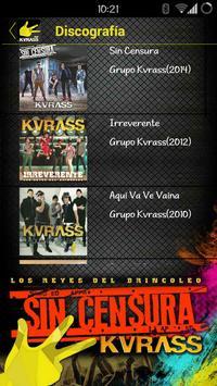 Grupo Kvrass apk screenshot