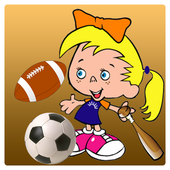 Kids Sports Names icon
