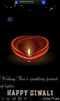 Diwali Light Animation poster