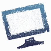 Online Display Board icon