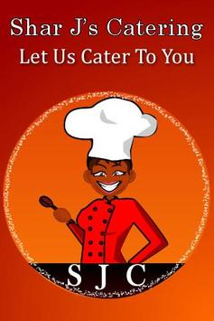 Shar J's Catering poster