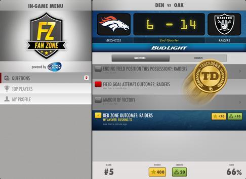 Fan Zone apk screenshot