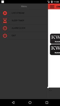 KWBW Radio, Hutchinson apk screenshot
