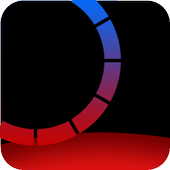 Glowing Battery Saver Lite icon
