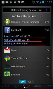 Glowing Battery Saver Lite screenshot 3