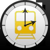 Train Departures NL icon
