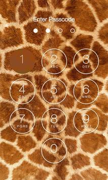 Animal Fur Lock Screen apk screenshot
