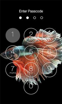 Betta Fish Lock Screen apk screenshot