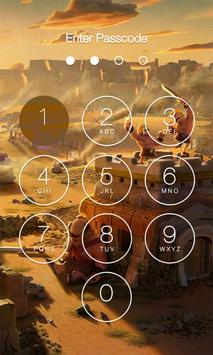 Clash of Lock Screen screenshot 3