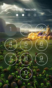 Clash of Lock Screen screenshot 2