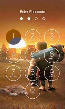 Clash of Lock Screen screenshot 4