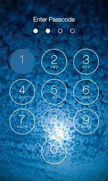 Cloud Lock Screen apk screenshot