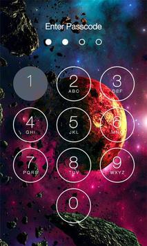 Cosmos Lock Screen apk screenshot