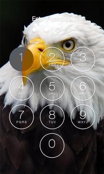 Eagle Lock Screen poster