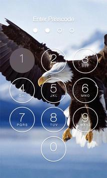 Eagle Lock Screen apk screenshot