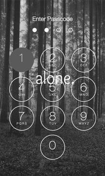 Emo Lock Screen apk screenshot