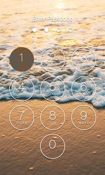 4K Lock Screen poster