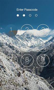 4K Lock Screen apk screenshot
