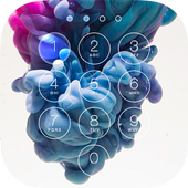 Ink in Water Lock Screen icon