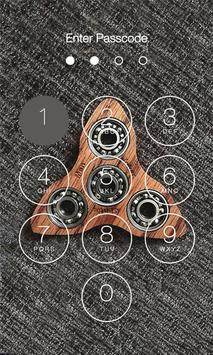 Fidget Spinner Lock Screen HD screenshot 7