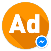 Adjicon Stickers for Messenger icon