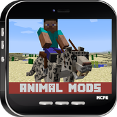 Animal MODS For MCPocketE icon