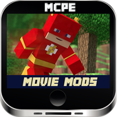 Movie MODS For MCPocketE icon