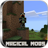 Magical MODS For MCPocketE icon