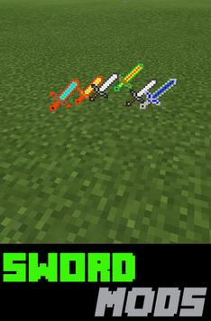 Sword MODS For MCPocketE poster