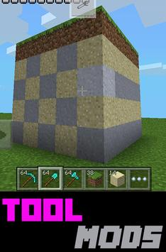 Tool MODS For MCPocketE poster
