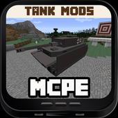 Tank MODS For MCPocketE icon