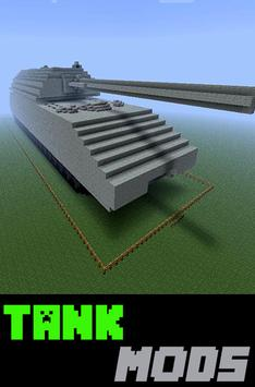 Tank MODS For MCPocketE poster