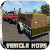 Vehicle MODS For MCPocketE icon