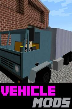 Vehicle MODS For MCPocketE poster