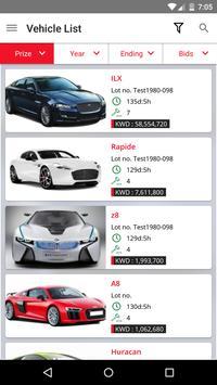 Kuwait Auction screenshot 1