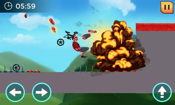 Crazy Wheels screenshot 3