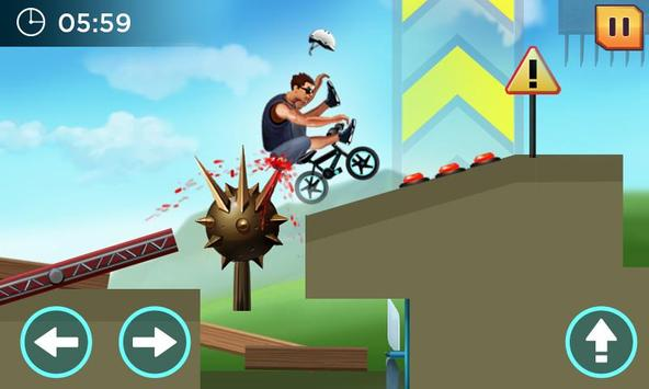 Crazy Wheels screenshot 1