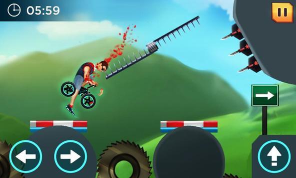 Crazy Wheels screenshot 2