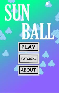 Sun Ball Gordat poster