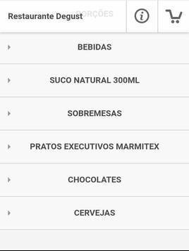 Restaurante Degust screenshot 3