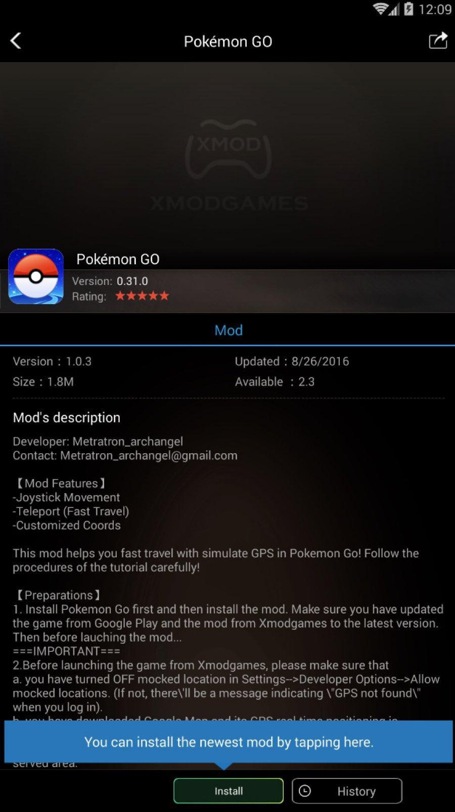 XModGames for Android - APK Download