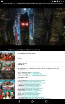 FlowingTube apk screenshot