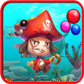 Pirate Prince: Bubble Shooter icon