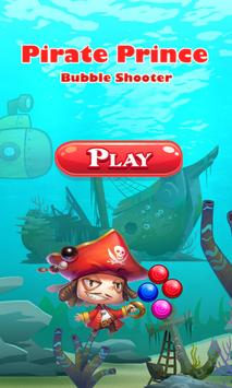 Pirate Prince: Bubble Shooter poster