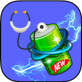 Dr. Battery - Fast Charger Pro icon