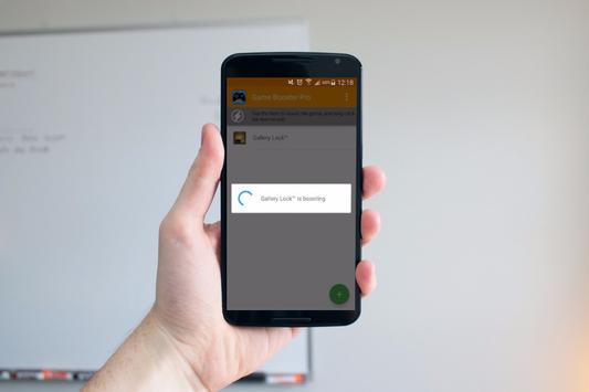 Game Booster Pro Free apk screenshot