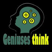 Geniuses Think icon