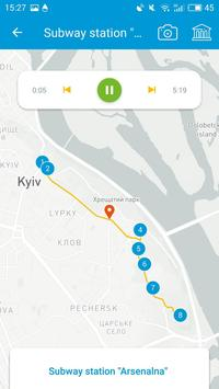 Kyiv City Guide apk screenshot
